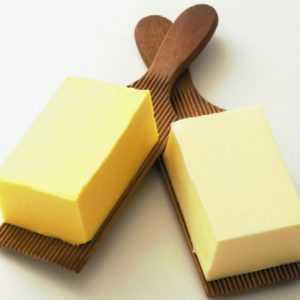 Масло сливочное, отечественное