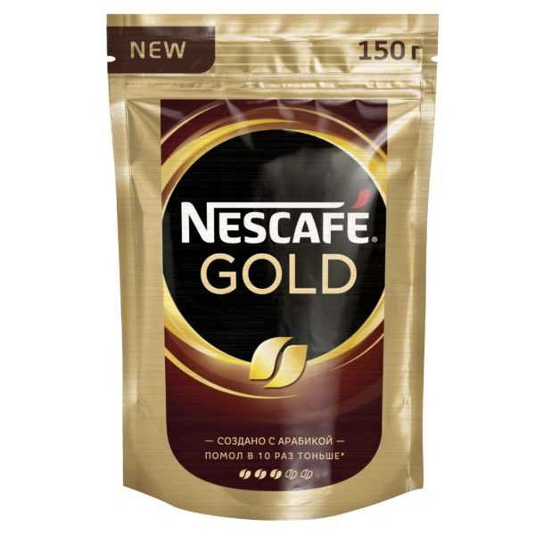 Кофе Нескафе Голд 150гр