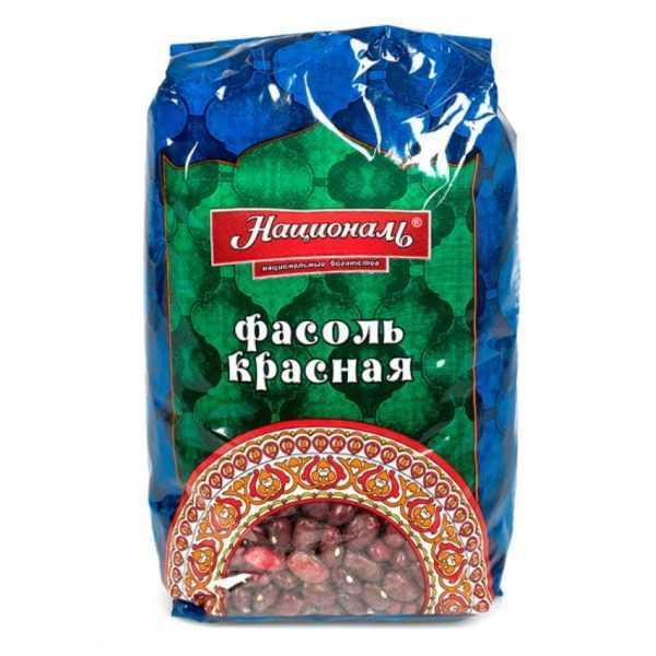 "Фасоль красная 450гр ""Националь"""