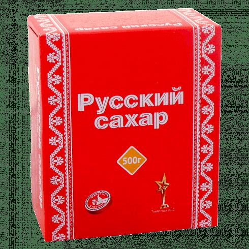 Сахар-рафинад 500гр Русагро-Белгород
