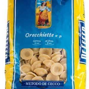 Макароны №91 De Cecco Orecchiette 500гр