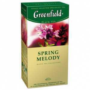 Чай Гринфилд Спринг мелоди 25пак