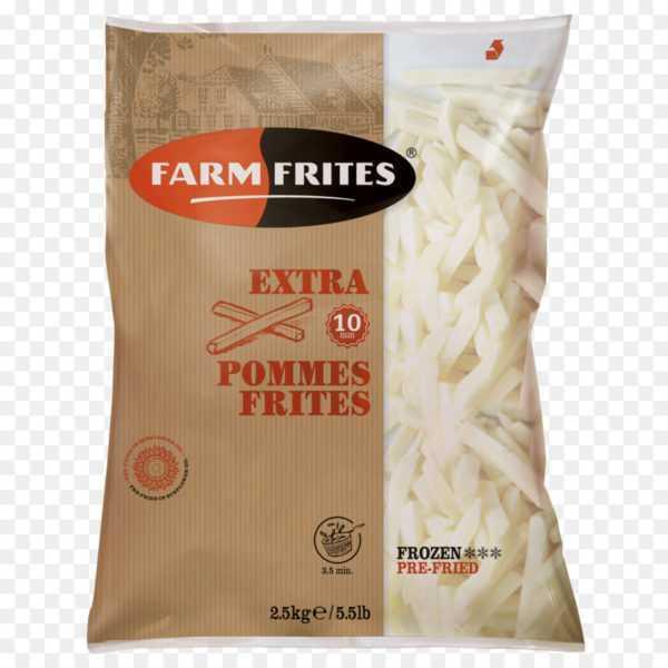 Картофель фри 2,5кг 10мм Farm Frites