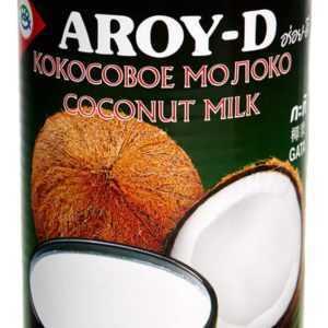 Молоко кокосовое 400мл Aroy-d