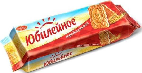 Печенье Юбилейное Традиционное 112гр Мон дэлис Русь
