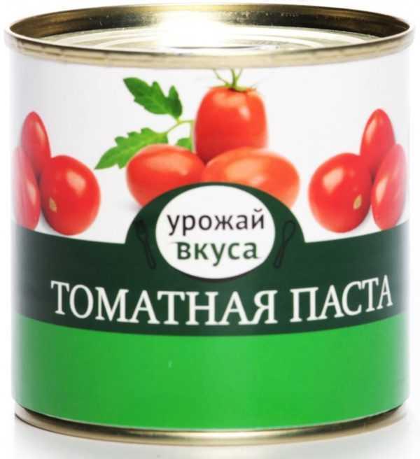 Томатная паста 790гр ГОСТ Урожай Вкуса