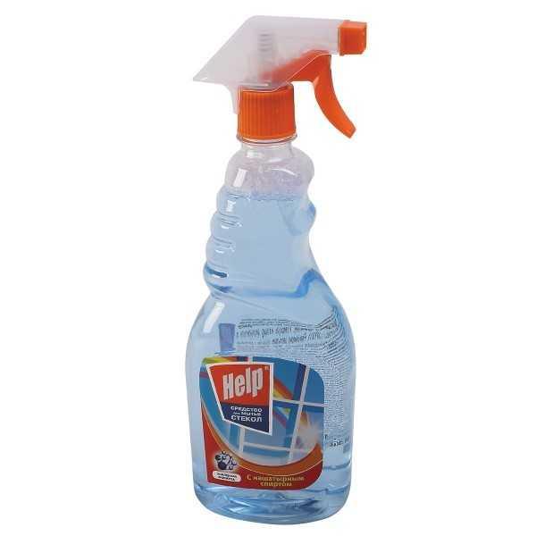 Средство для мытья стекол Хелп 500мл